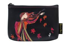 "Oscardo - Maxine Noel - Coin Purse - ""Leaf Dancer"""