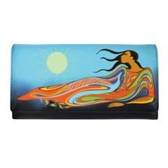 "Oscardo - Maxine Noel - Wallet - ""Mother Earth"""