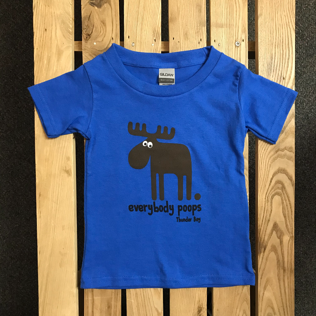 Kid's T-shirt - Thunder Bay,