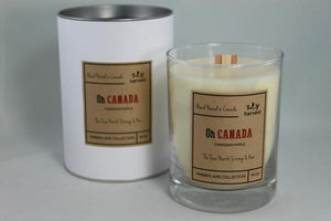 Soy Harvest Candles - Oh Canada - Timberflame