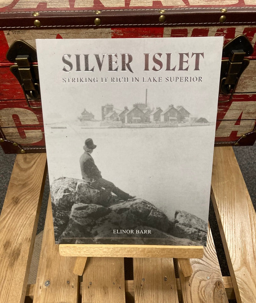 Book - Silver Islet