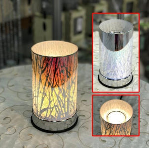 Touch Lamp - 3D Forest