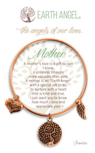 "Load image into Gallery viewer, Earth Angel Bracelet - ""Mother"""