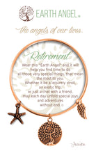 "Load image into Gallery viewer, Earth Angel Bracelet - ""Retirement"""