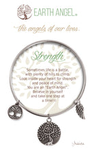 "Load image into Gallery viewer, Earth Angel Bracelet - ""Strength"""