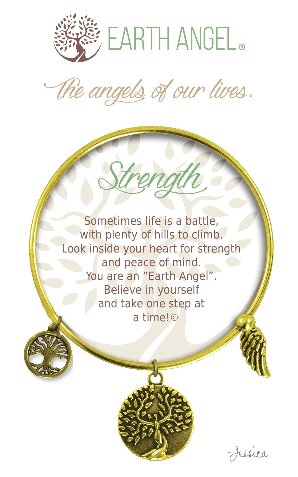 Earth Angel Bracelet -