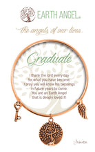 "Load image into Gallery viewer, Earth Angel Bracelet - ""Graduate"""