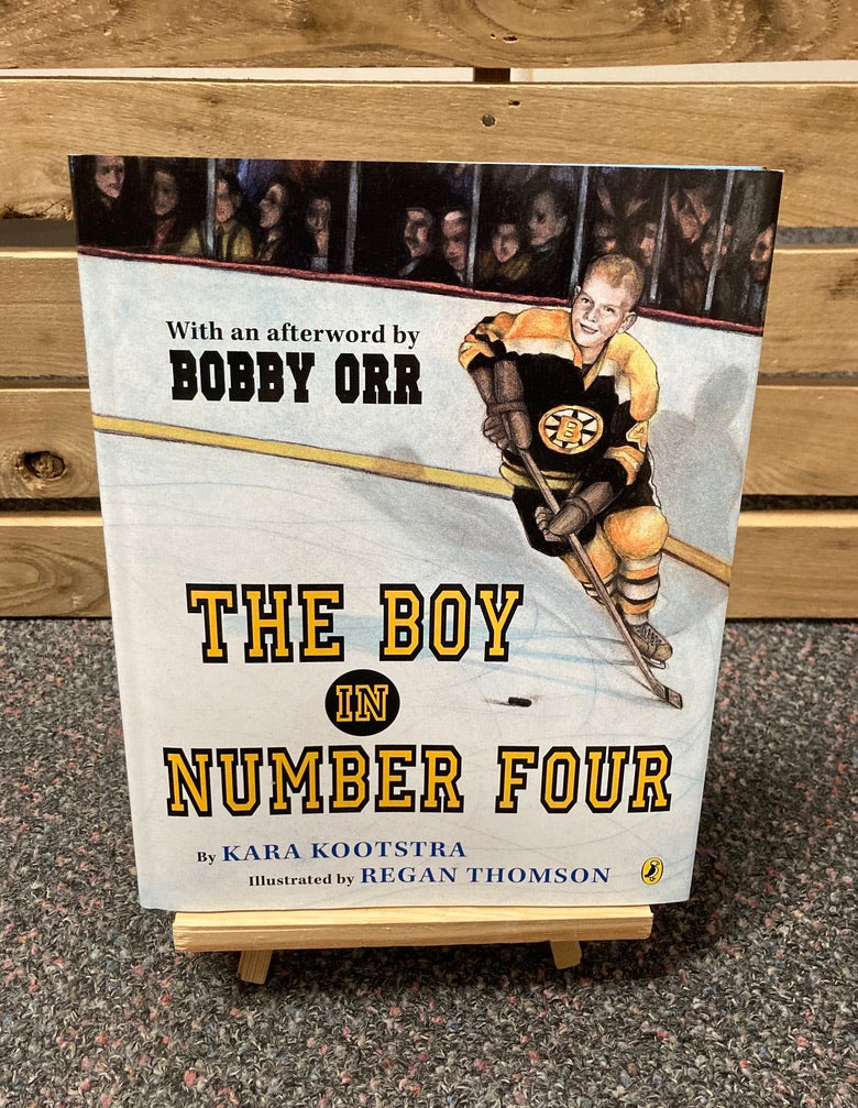 Book - The Boy In Number Four