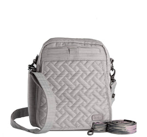 Lug - Flapper - Brushed Silver