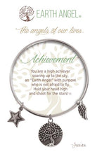 "Load image into Gallery viewer, Earth Angel Bracelet - ""Achievement"""