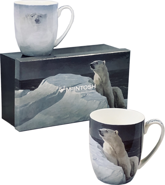 McIntosh China - Robert Bateman - Set of 2 -