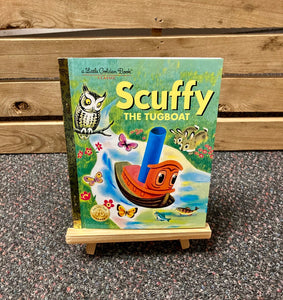Book - Scuffy the Tugboat