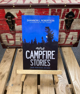 Book - More Campfire Stories