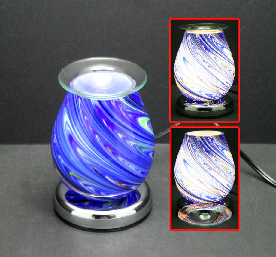 Touch Lamp - Egg Shaped Glass