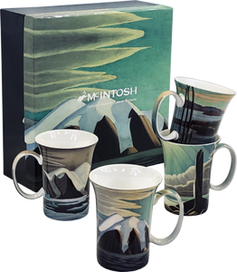 McIntosh China - Lawren Harris - Set of 4 -