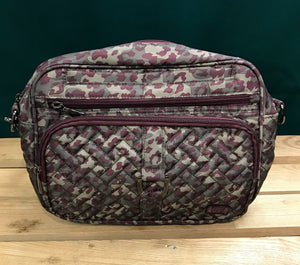 Lug Bag - Carousel XL - LP Berry