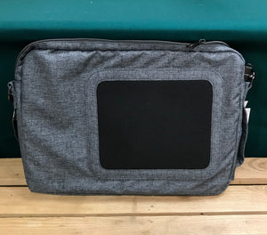 "Lug Bag - Delta 15"" Laptop Case - HR Grey"