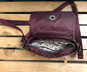 Lug Bag - Allegro - Wine Red