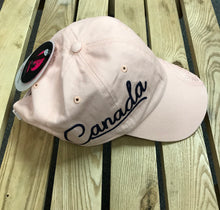 Load image into Gallery viewer, Ball Cap - Canada - Pink