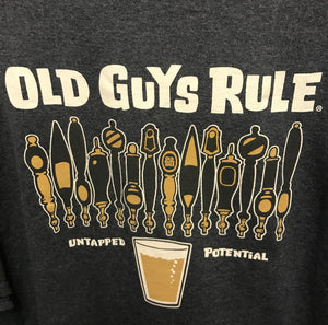 "Old Guys Rule - ""Untapped Potential"""