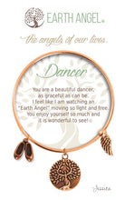 "Load image into Gallery viewer, Earth Angel Bracelet - ""Dancer"""