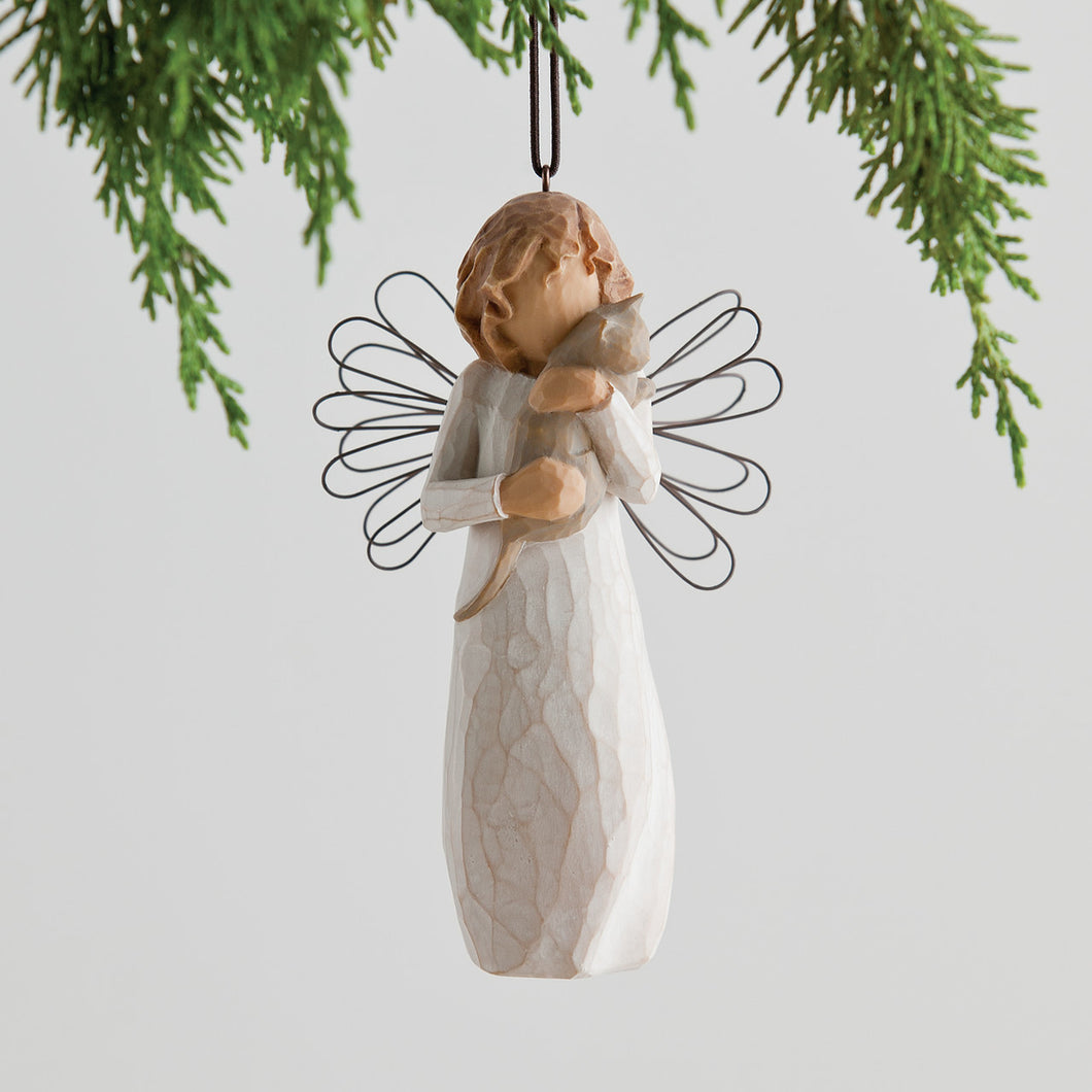 Willow Tree Ornament - With Affection