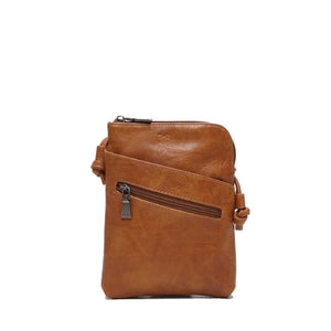 SQ Vegan Crossbody Hand Bag - Hannah
