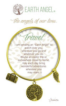"Load image into Gallery viewer, Earth Angel Bracelet - ""Travel"""