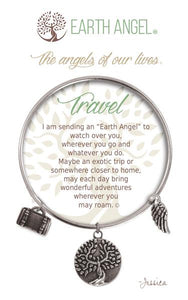 "Earth Angel Bracelet - ""Travel"""