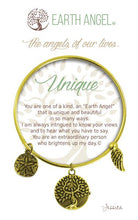 "Load image into Gallery viewer, Earth Angel Bracelet - ""Unique"""