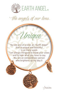 "Earth Angel Bracelet - ""Unique"""