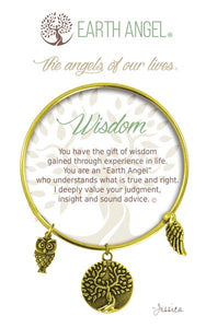 "Earth Angel Bracelet - ""Wisdom"""