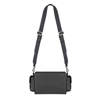 BLACK BRICK BAG - kozhuhar