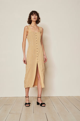 The East Order Yarrow Midi Dress