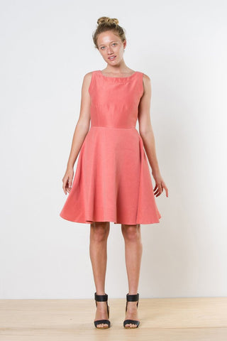 twenty-seven names Zippora Dress