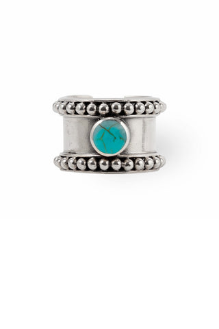 Route508 Cleo Ring Turquoise