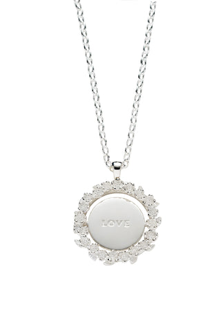 Karen Walker Love/Hate Mood Pendant