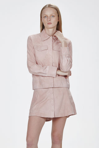Hansen & Gretel Red Rock Jacket Pink