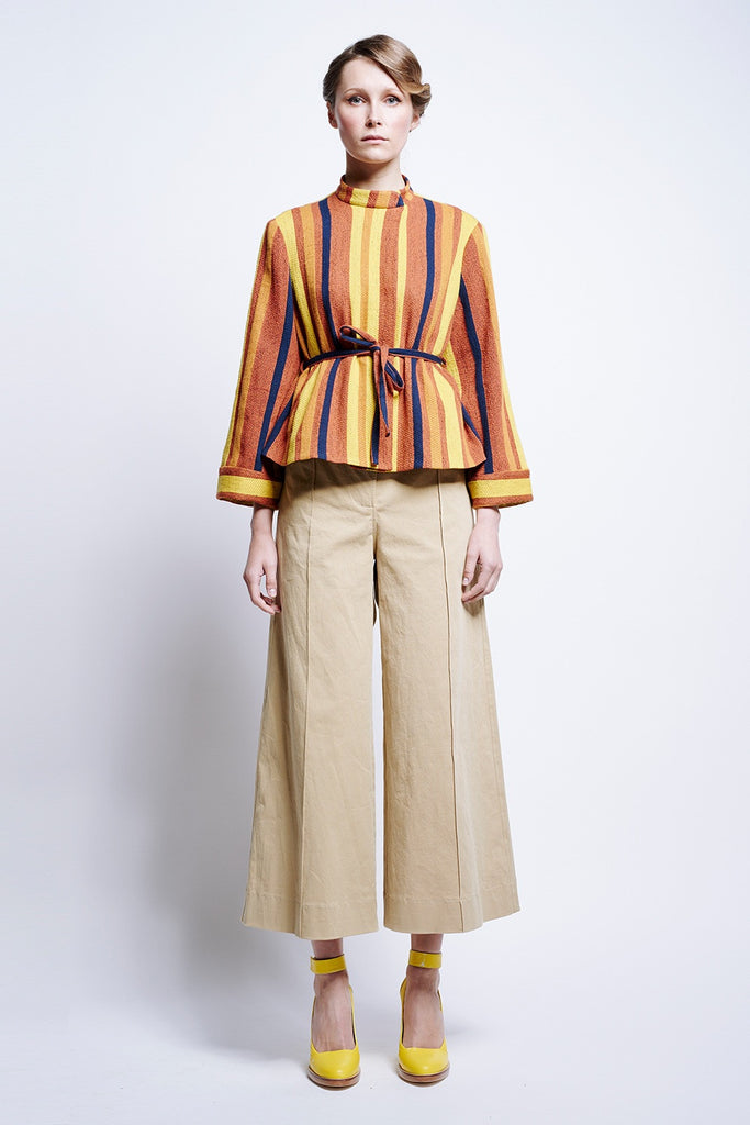 Karen Walker Aneto Flared Jacket