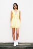 Hansen and Gretel Imogen Dress Yellow