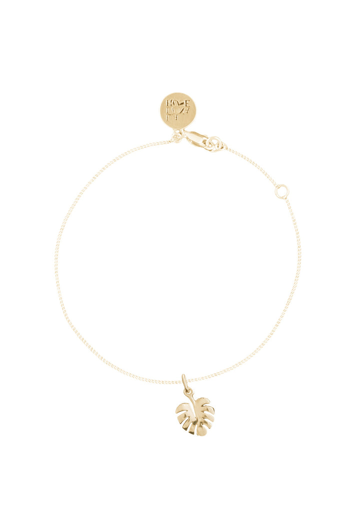 La Luna Rose Never Leaf Me Bracelet