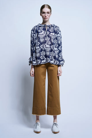 Karen Walker Magnolia Top