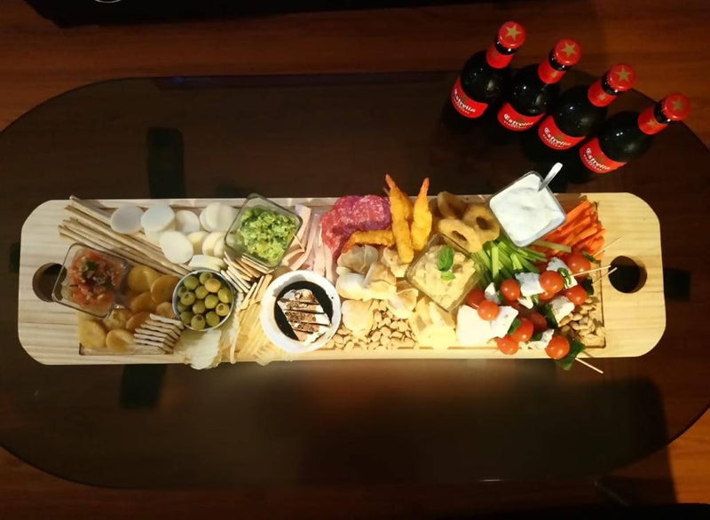 Practical Snack Table: XL