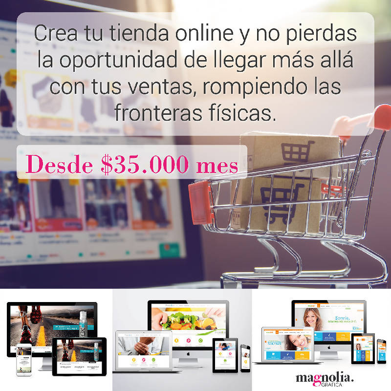 Sitio web e-commerce