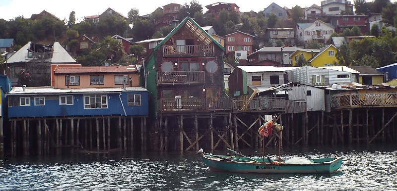 Tour Chiloé Mitológico