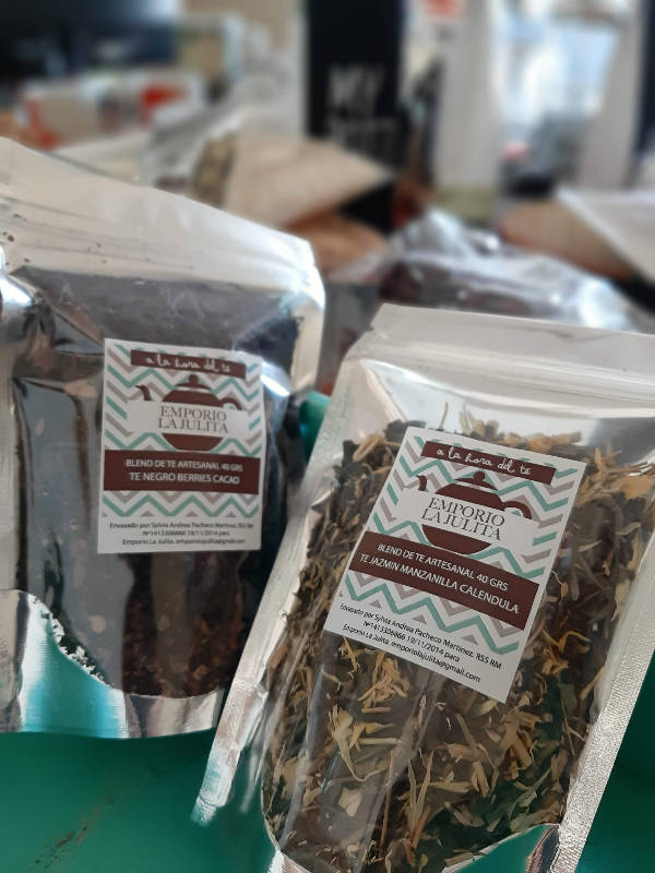 Blends de té e infusiones Emporio La Julita