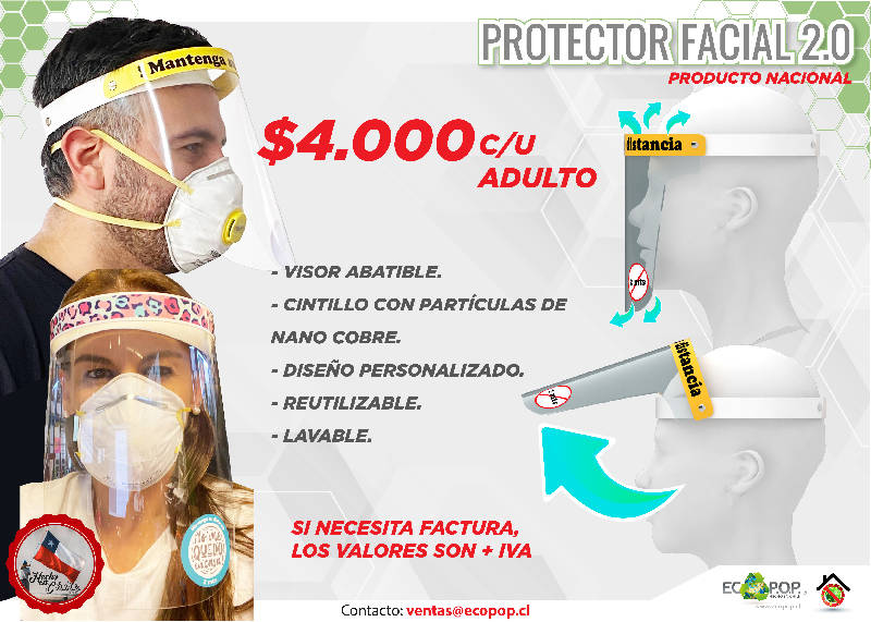 Protector Facial ADULTO