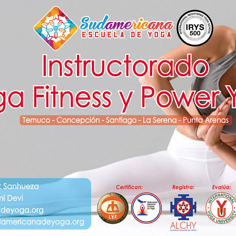 Instructorado de Yoga Fitness