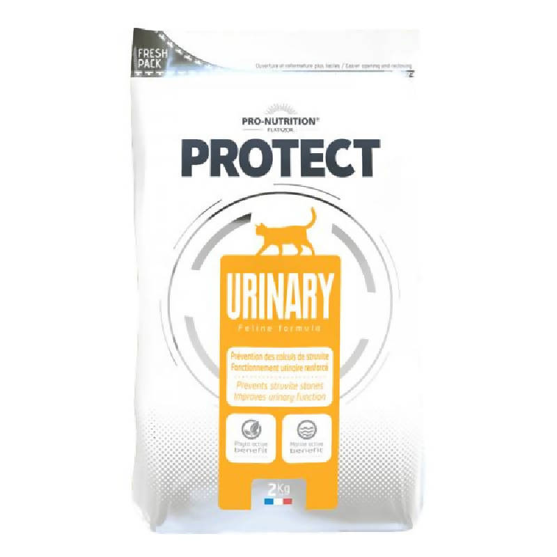 Protect Urinary felino Flatazor de Pronutrition, saco de 8 kg.