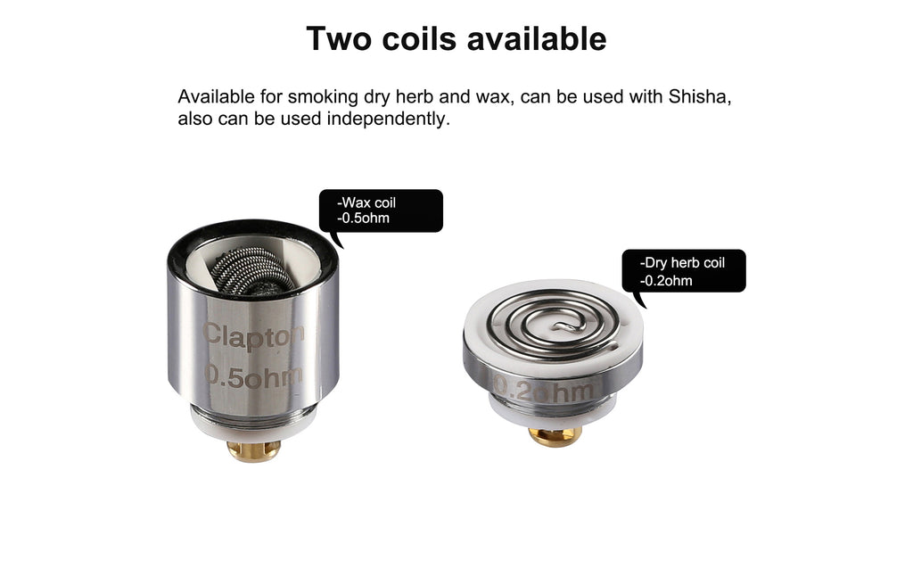 311 Mod Dry Herbal Kit (Not Include Battery)